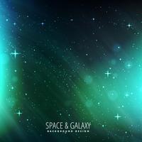 Universum Raum Hintergrund