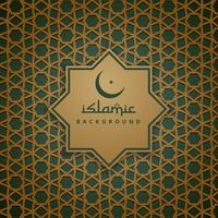 islamic pattern background