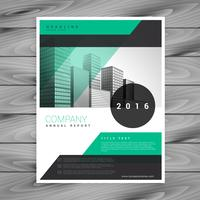company business flyer brochure template