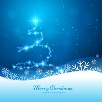 tarjeta de felicitación de la feliz navidad