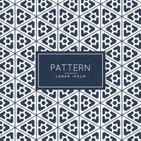 design de plano de fundo padrão geométrico abstrato