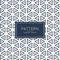 triangles outline shapes pattern design background