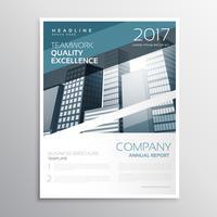 creative business brochure or flyer poster design template