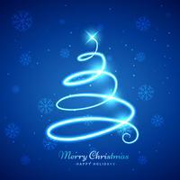 vackert julgran