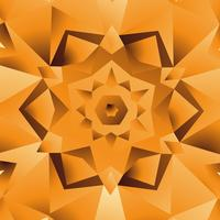 abstract orange yellow background design illustration