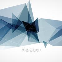 Fondo abstracto con ilustraciones geométricas
