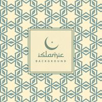arabic culture pattern background