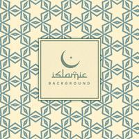 Arabische cultuur patroon achtergrond