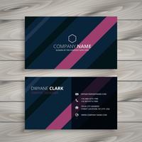 modern business card identity  template vector design illustrati