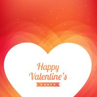 Saint Valentin voeux design vector illustration design