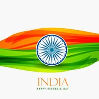 republic day of india vector design illustration