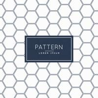 hexagonal shape pattern background