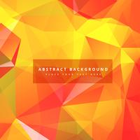 orange yellow abstract background