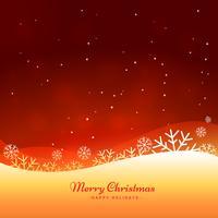 bellissimo sfondo di buon Natale