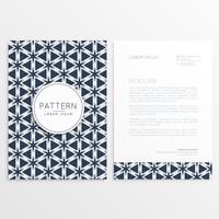company letterhead template poster