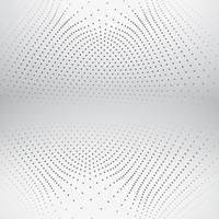 abstract dots background vector design illustration