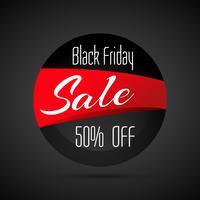 rabatt svart fredag försäljning etikett