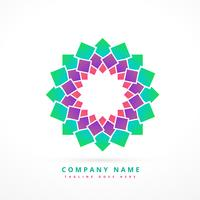abstract company logo template design sign