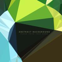 Fondo de formas abstractas