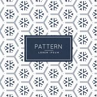 abstract hexagonal pattern design