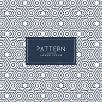 líneas abstractas patrón de estrella de fondo