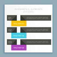 infographic banner template