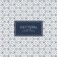 modern flower line pattern background