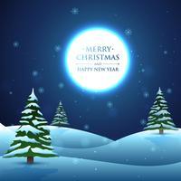 jul hälsningkort