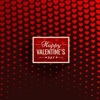 valentines day card design vector design illustration