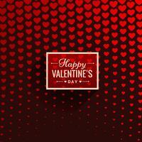 valentines day card design vector design illustration