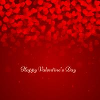 happy valentines day background vector design illustration