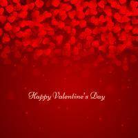 happy valentines day background vector design illustration