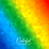 colors pattern spectrum poster vector design illustration