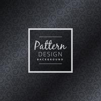 seamless dark pattern design vector design illustration