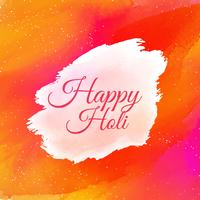 indian happy holi colorful background