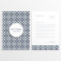 letterhead cover template brochure