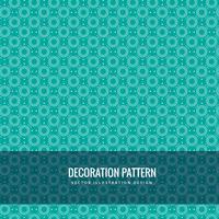 decoratief naadloos patroon