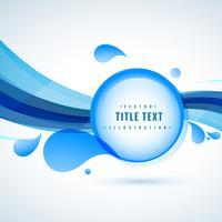 abstracte achtergrond met tekst ruimte