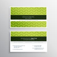 Green business card free vector art 31095 free downloads modern green business card template reheart Gallery
