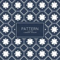 abstract geometric shapes pattern design