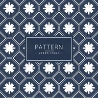 projeto de padrão de formas geométricas abstratas