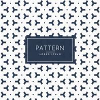 Fondo de patrón con forma abstracta de tres lados