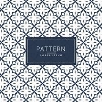 decoração de padrão abstrato