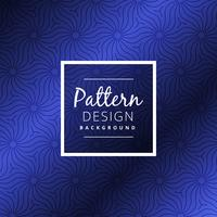 blue pattern abstract background vector design illustration