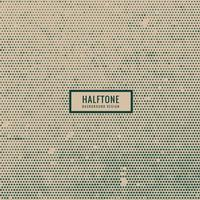 halftone in old style
