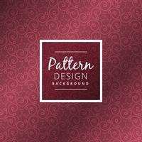 swirl maroon color pattern vector design illustration
