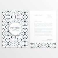 simple corporate brochure template
