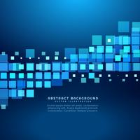 square shapes background