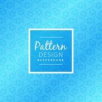 modern seamless blue pattern vector design illustration