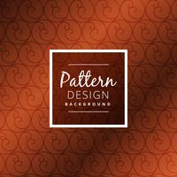 brown circle pattern background vector design illustration